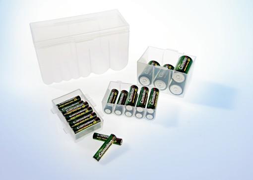 Batterie Aufbewahrungsbox