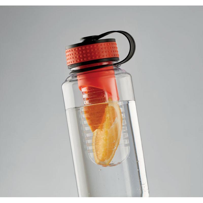 Trinkflasche mit Sieb 1 Liter