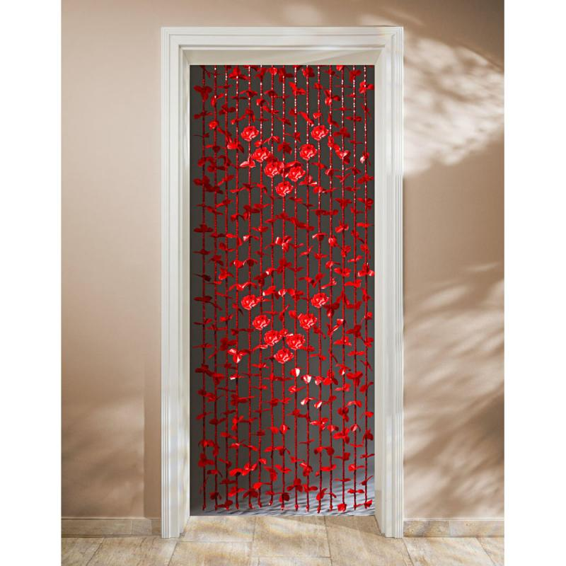 Tür Holzperlenvorhang