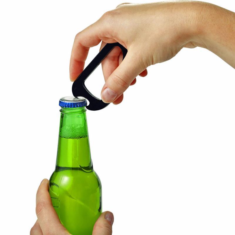 Flaschenöffner Karabine