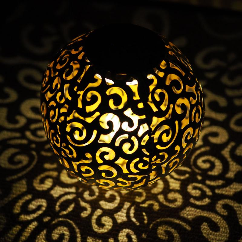 LED Solar Antik Leuchte